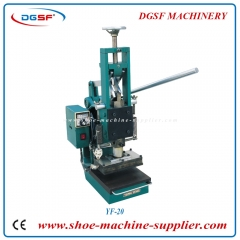 Leather Belt Manual Pressure Stamping Machine YF-20