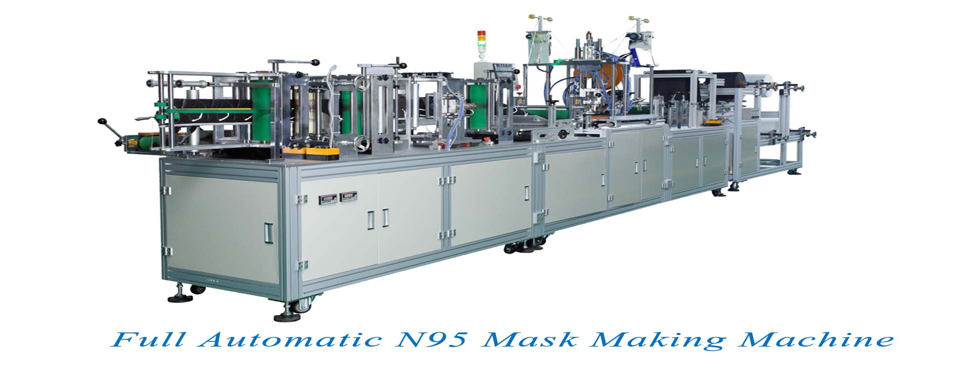 Full Automatic N95 Mask Making Machine DG-300D